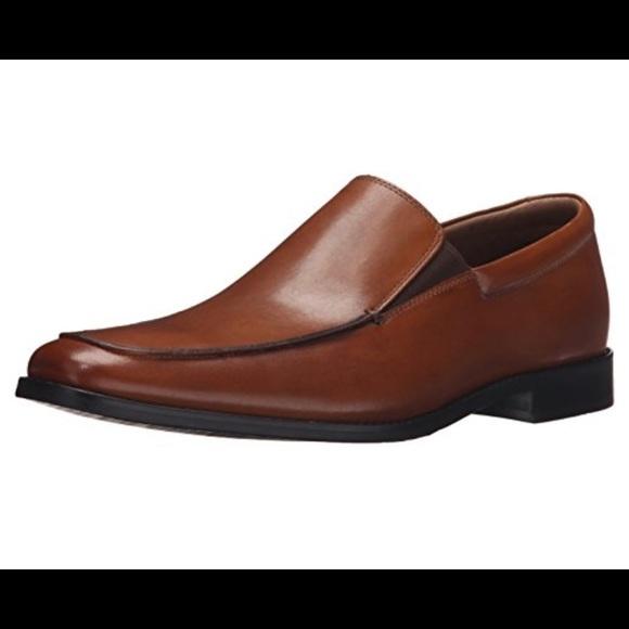 6aa1431f3b436 Gordon Rush Shoes   Mens Marlow Slipon Loafer Cognac 16   Poshmark